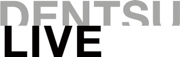 電通ライブロゴ